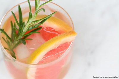 Grapefruit-Limonade